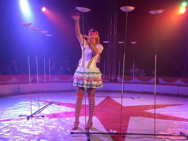 cirque Karl Borsberg artiste