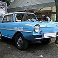 Amphicar 770 1961-1968