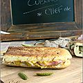 Sandwich cubain du film #chef