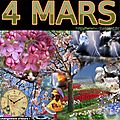 mois de MARS