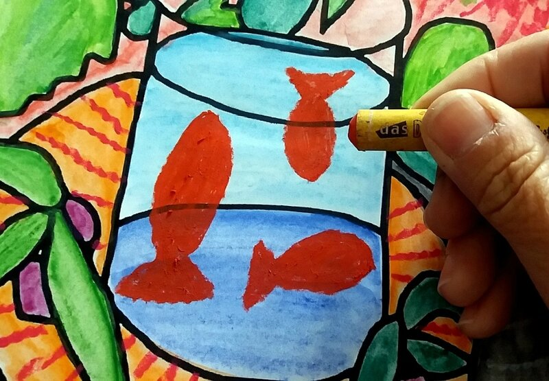 253_Compositions abstraites_Les poissons de Matisse (37)