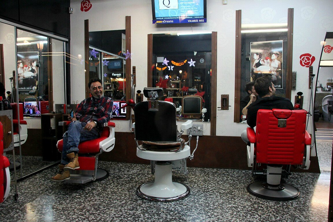 Barcelone, Coiffeur_5204