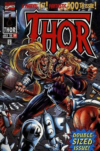 mighty thor 1966 500