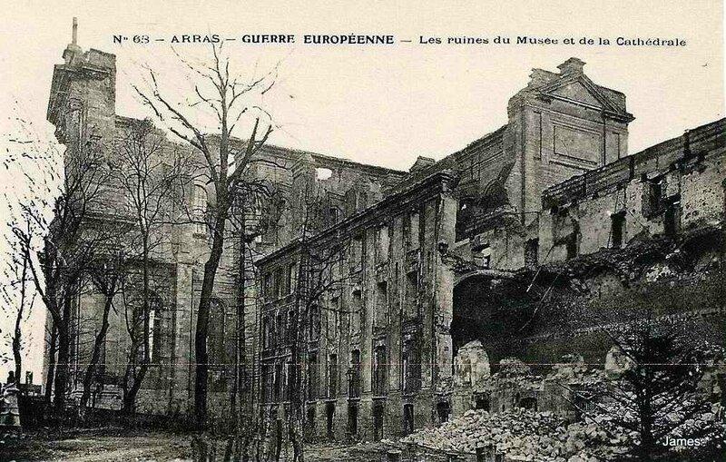 Arras musée de la cathédrale
