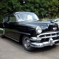 Chevrolet bel air 4door sedan de 1954 01