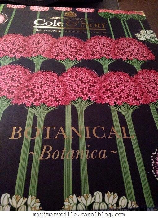 Catalogue Papier peint - Au fil des couleurs - paris - Marimerveille