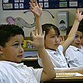 # signes silencieux et activités kinesthésiques pour une classe positive #