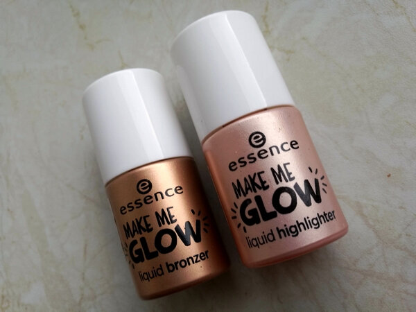 Make me glow liquide highlighter liquide bronzer essence la princesse affreuse (7)