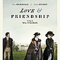 Love & friendship, de whit stillman