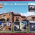 Alix en Beaujolais