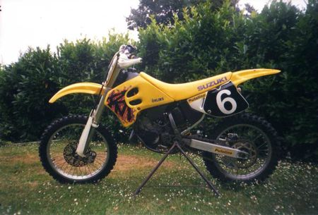 Rm125 G
