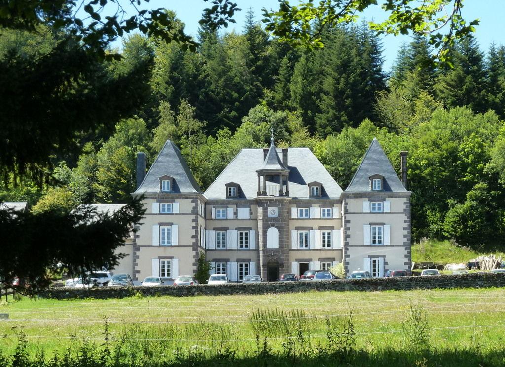 château de Montlosier