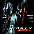 Dark city d'alex proyas avec rufus sewell, kiefer sutherland, william hurt, jennifer connelly