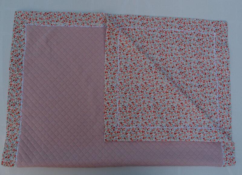 Jolis plateaux - cadeau de naissance - couverture BB