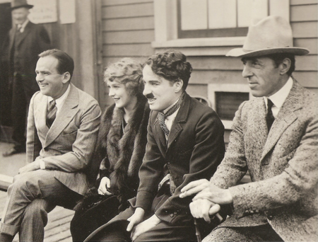 Fairbanks___Pickford___Chaplin___Griffith