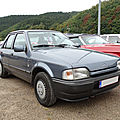 FORD Orion 1.6 Ghia Malmedy (1)