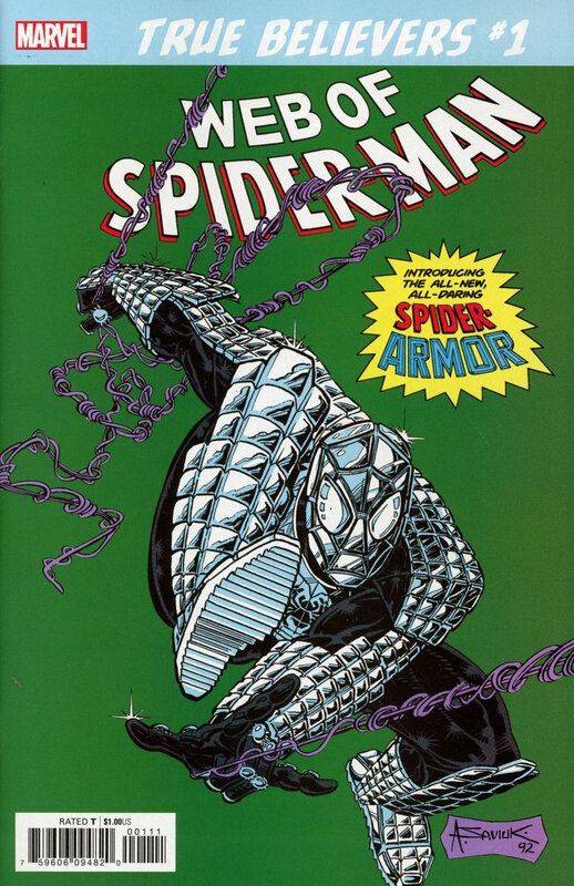 true believers spiderman spider-armor 01