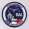 Poitiers, entre intimidation et répression