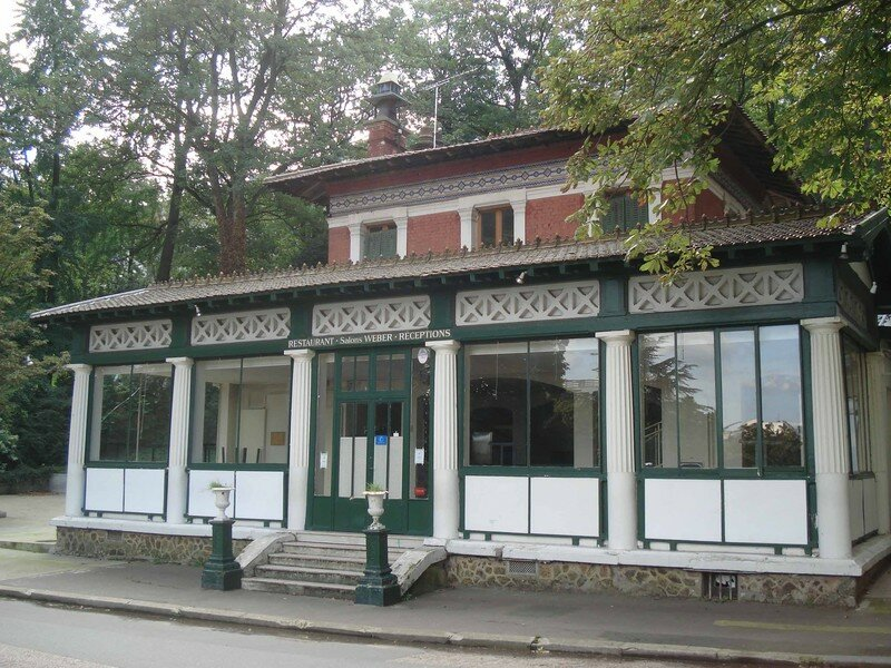 Le Pavillon Weber