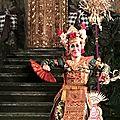 Bali - ubud soirée de noël