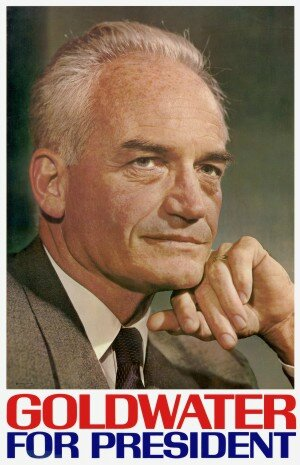 Barry Goldwater for president