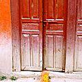 Patan - invitation pour la d�esse Lakshmi
