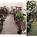 Côté jardin - z'ont un p'tit vélo