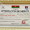 Attestation de marite grand marabout