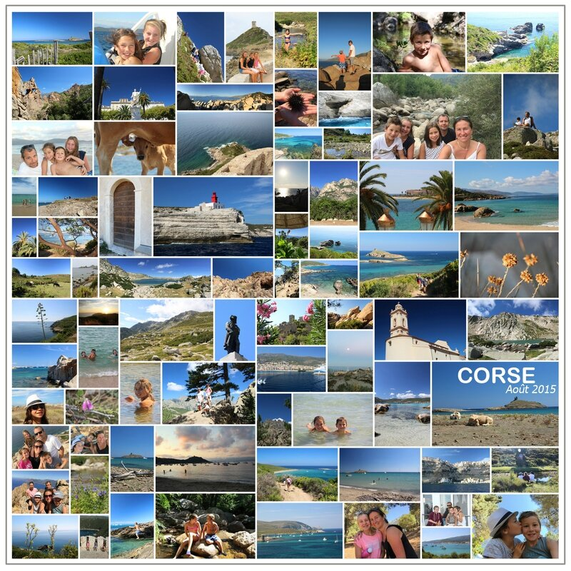 Best of Corse Août 2015