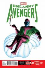 uncanny avengers 12