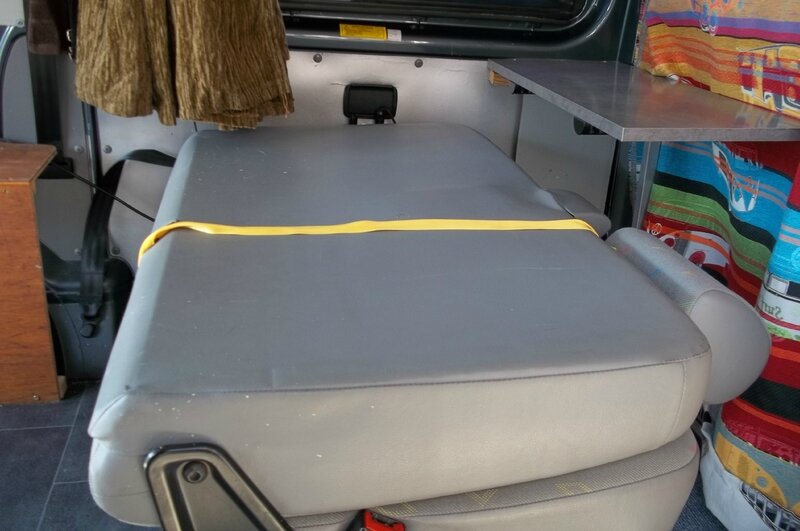 Banquette Vw T on