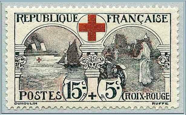Croix rouge Fr 1918
