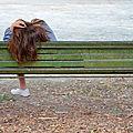 Repos au banc à quatre pieds