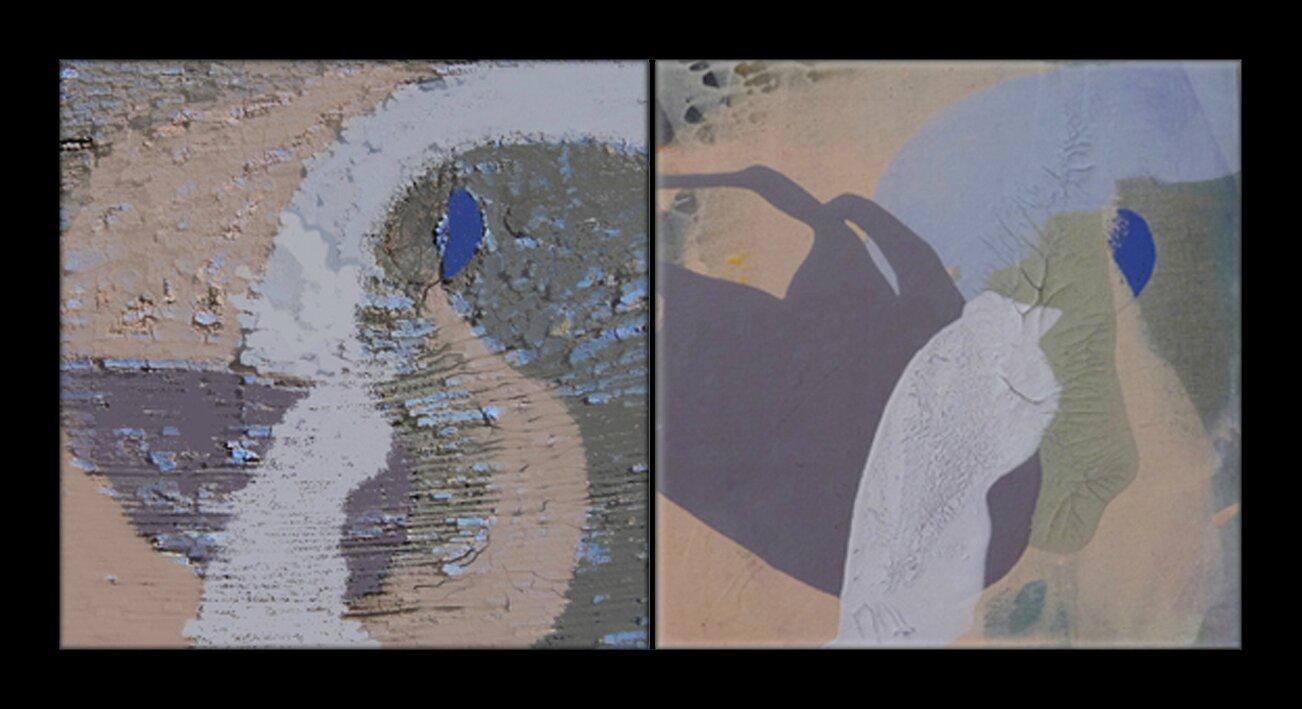 25x25-La porte bleue