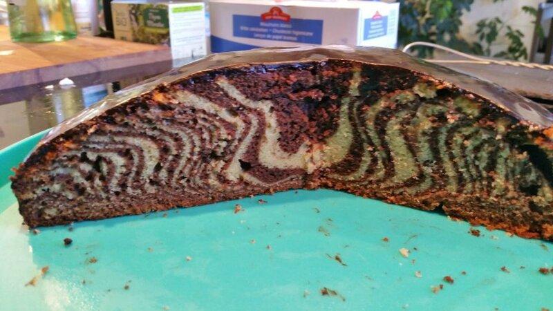 gâteau zébré 3