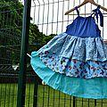 Les robes d'été (aout 2014)