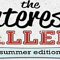 Summer pinterest challenge time!!!