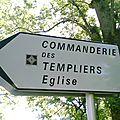 Une Commanderie templière du Cantal