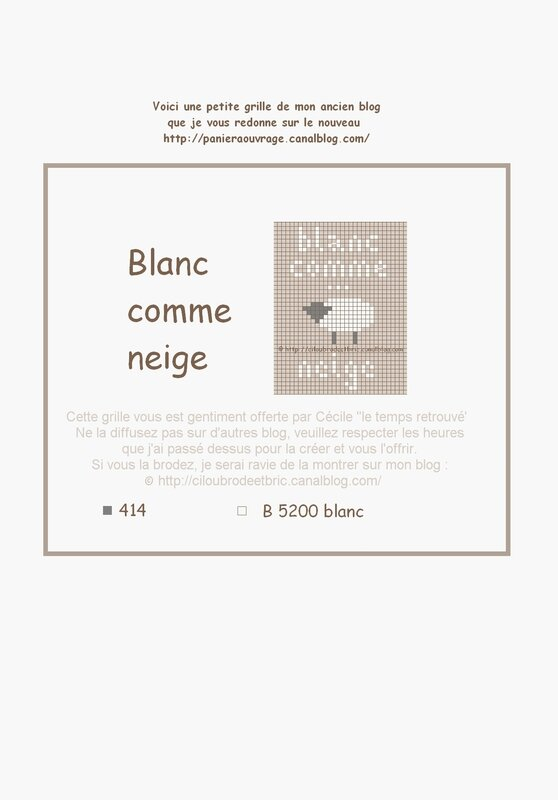 bc comme neige