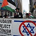 Antisionisme et maintien de l'ordre colonial intérieur comme international