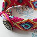 * le retour des bracelets brésiliens *