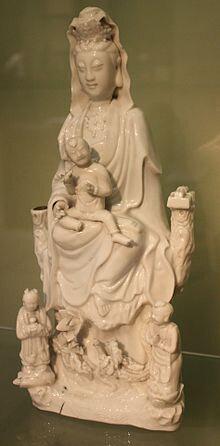 Le bodhisattva Kannon