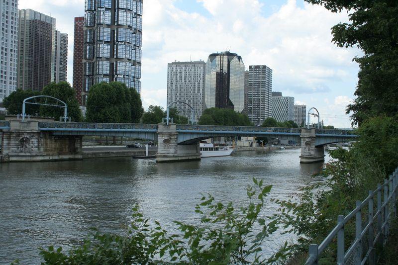 Paris Pont De Rouelle Ou Pont De Passy Passion Photo