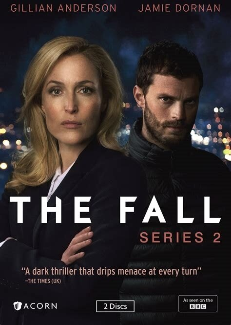 The Fall S2 jaquette