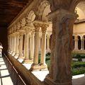 cloître Cathédrale St Sauveur Aix en Provence