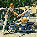 Une publicité zündapp / france de 1971