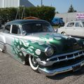 CHEVROLET Bel Air 4door Sedan Custom 1954 Illzach (1)