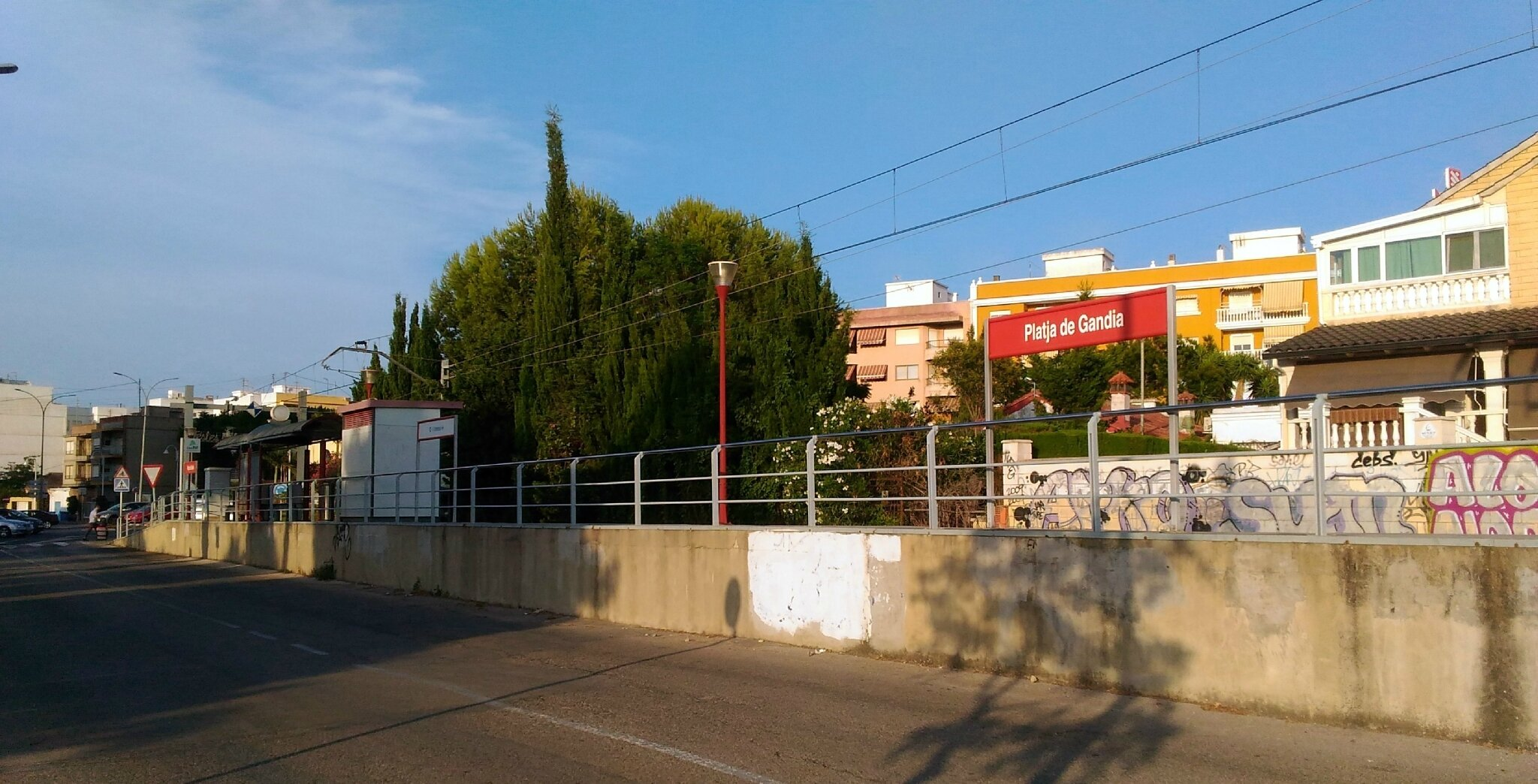 Platja de Gandia (Espagne)