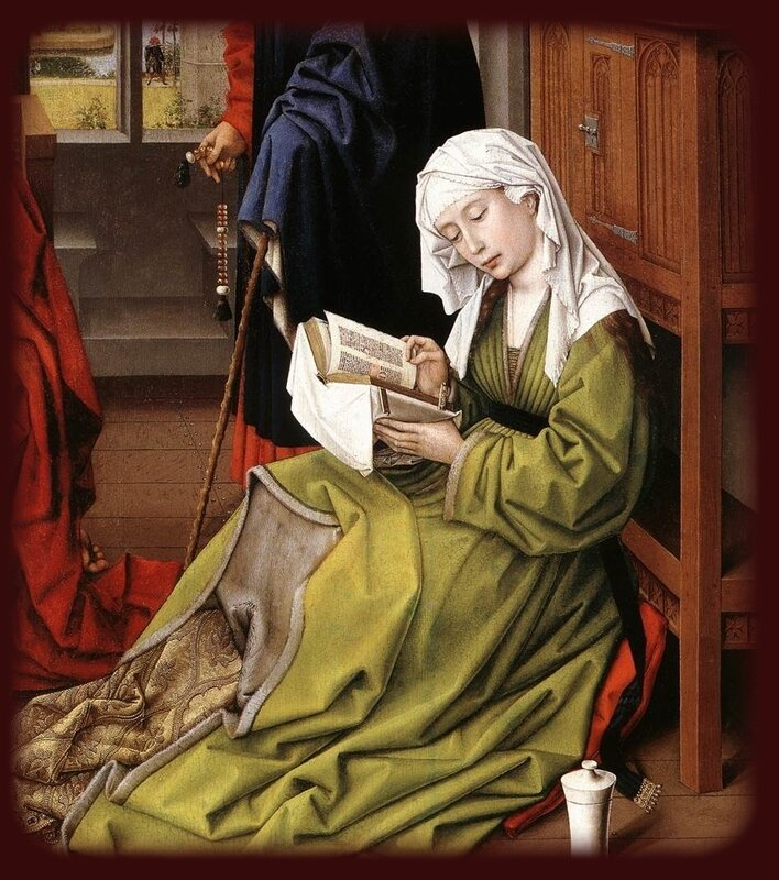 Rogier_van_der_Weyden_-_The_Magdalene_Reading_-_WGA25721