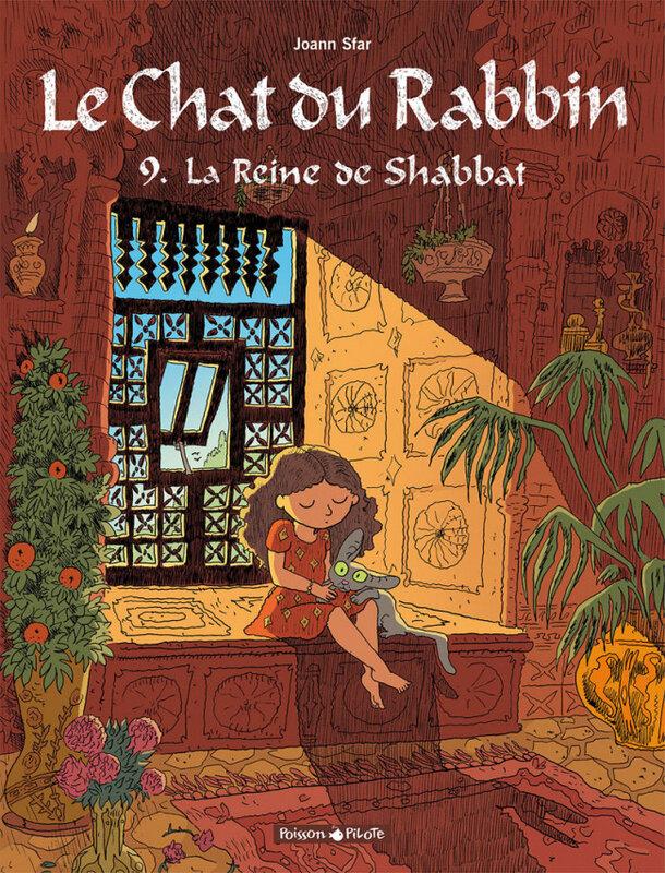 La_Reine_de_Shabbat_Le_Chat_du_rabbin_tome_9